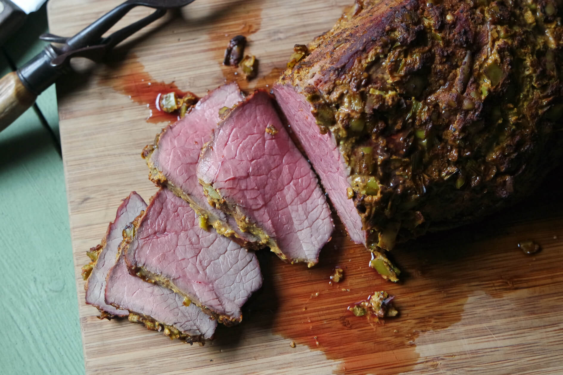 hatch chile roast beef