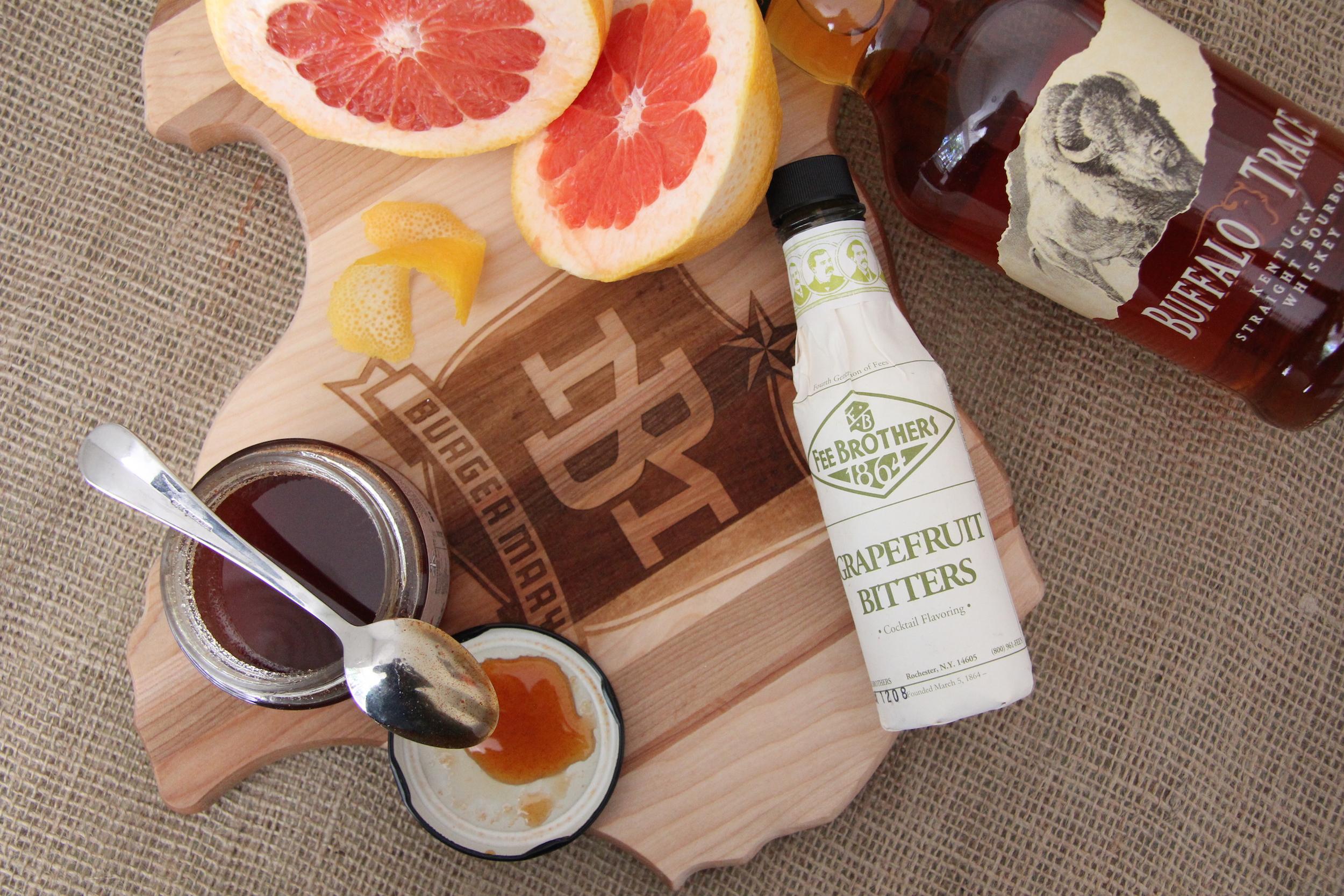 grapefruit old fashioned recipe