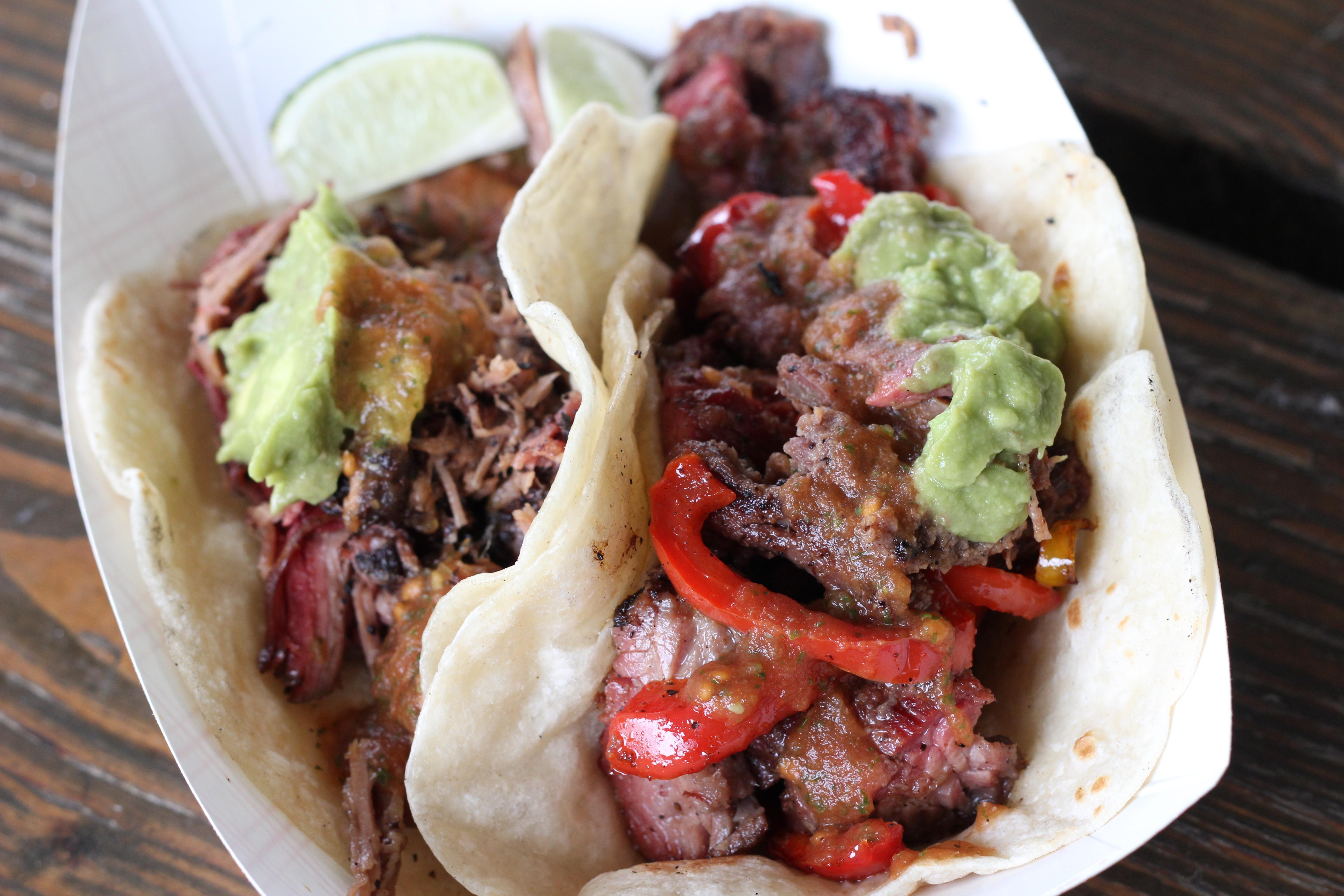 Valentina's Tex Mex barbecue, Austin