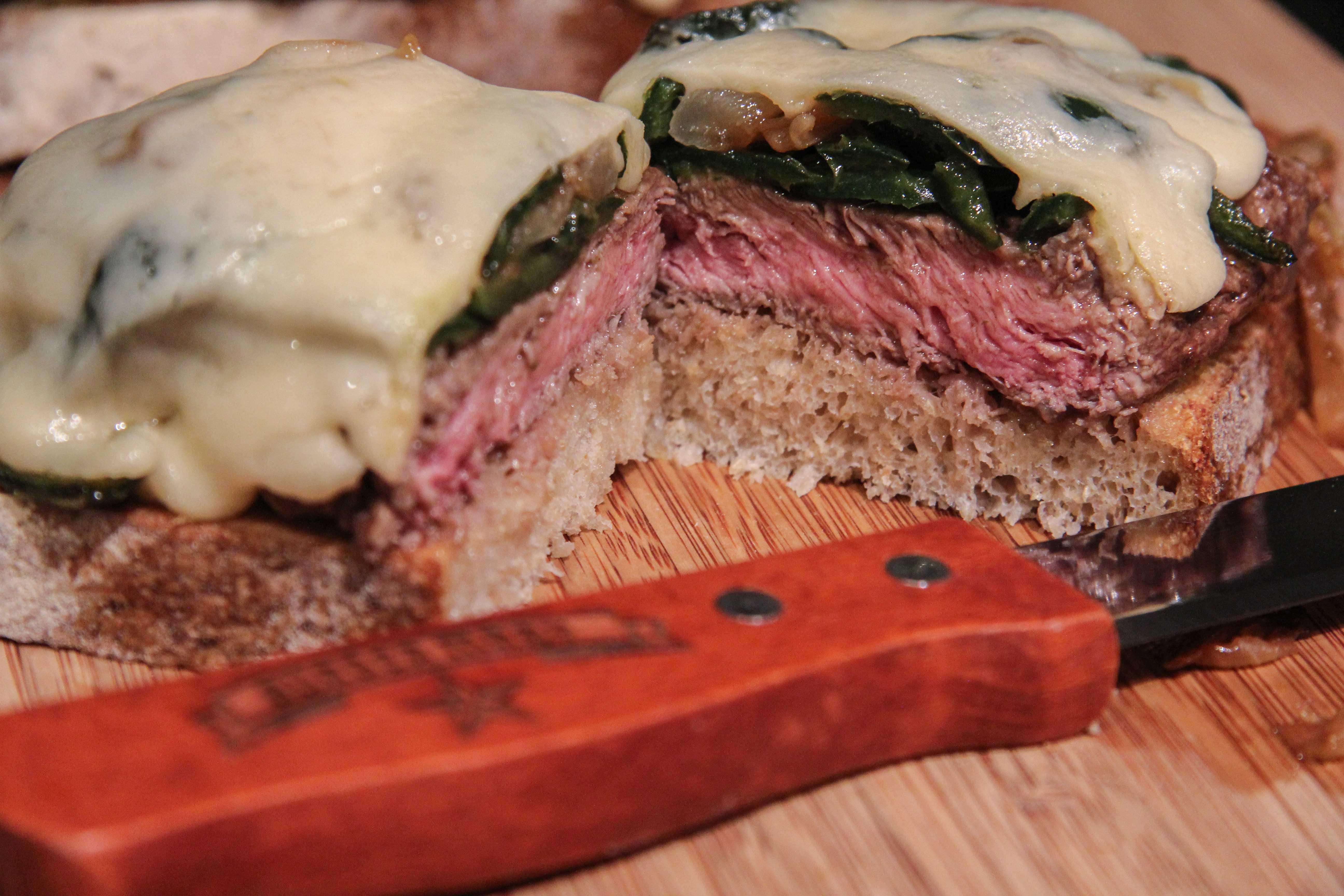 The Ultimate Steak Sandwich Secret It S All In The Cut