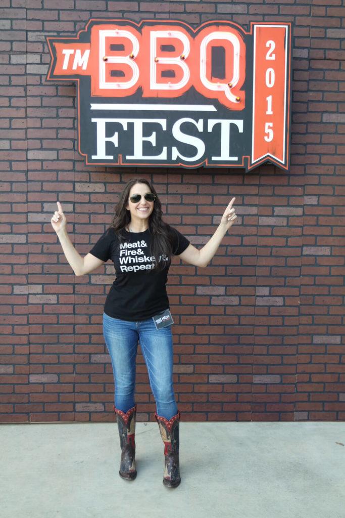 TMBBQ fest 2015 jess pryles