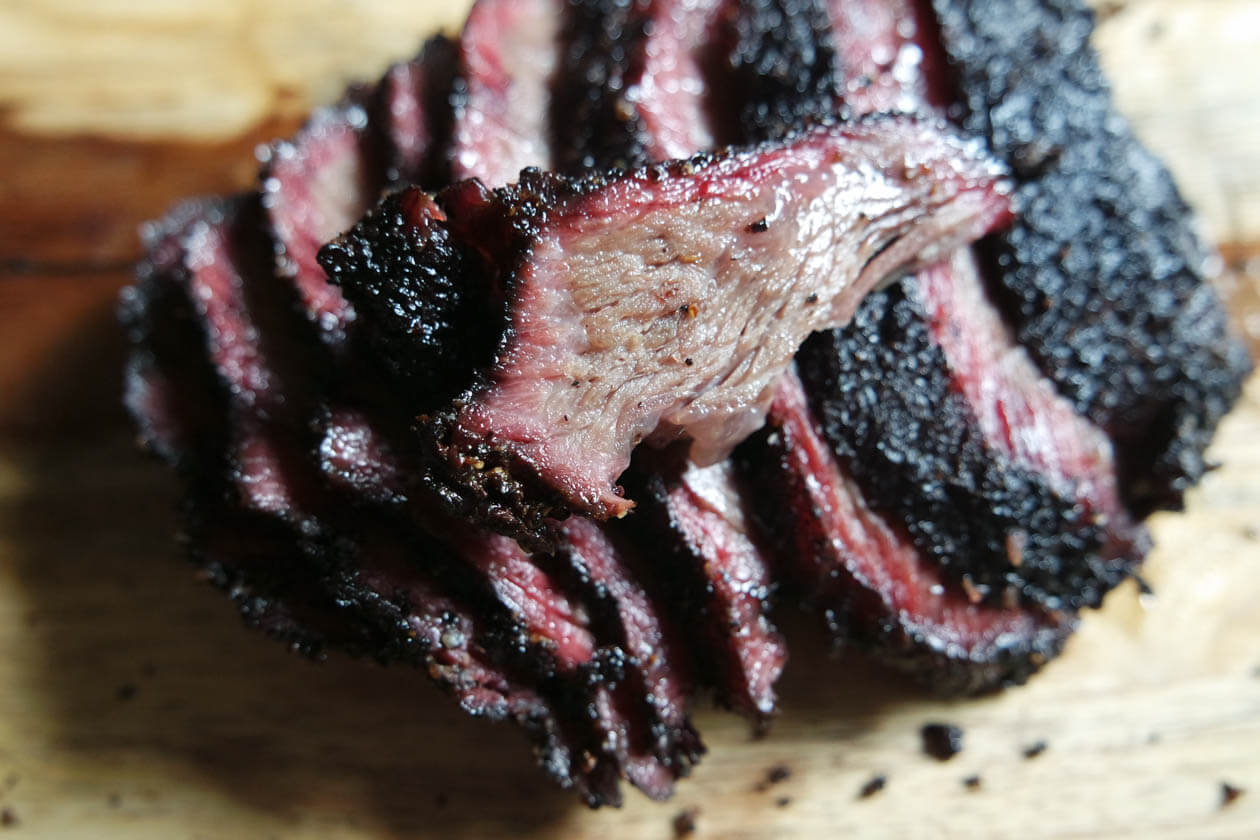 mini brisket beef cheeks