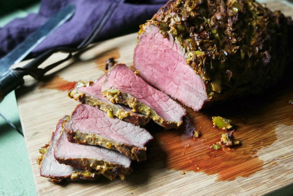 hatch chile bottom round roast beef