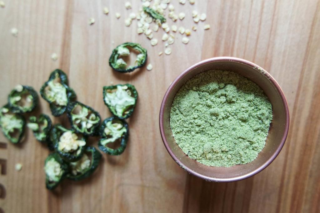 make your own jalapeno powder