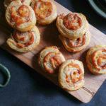 pigwheels - pugg pastry spirals