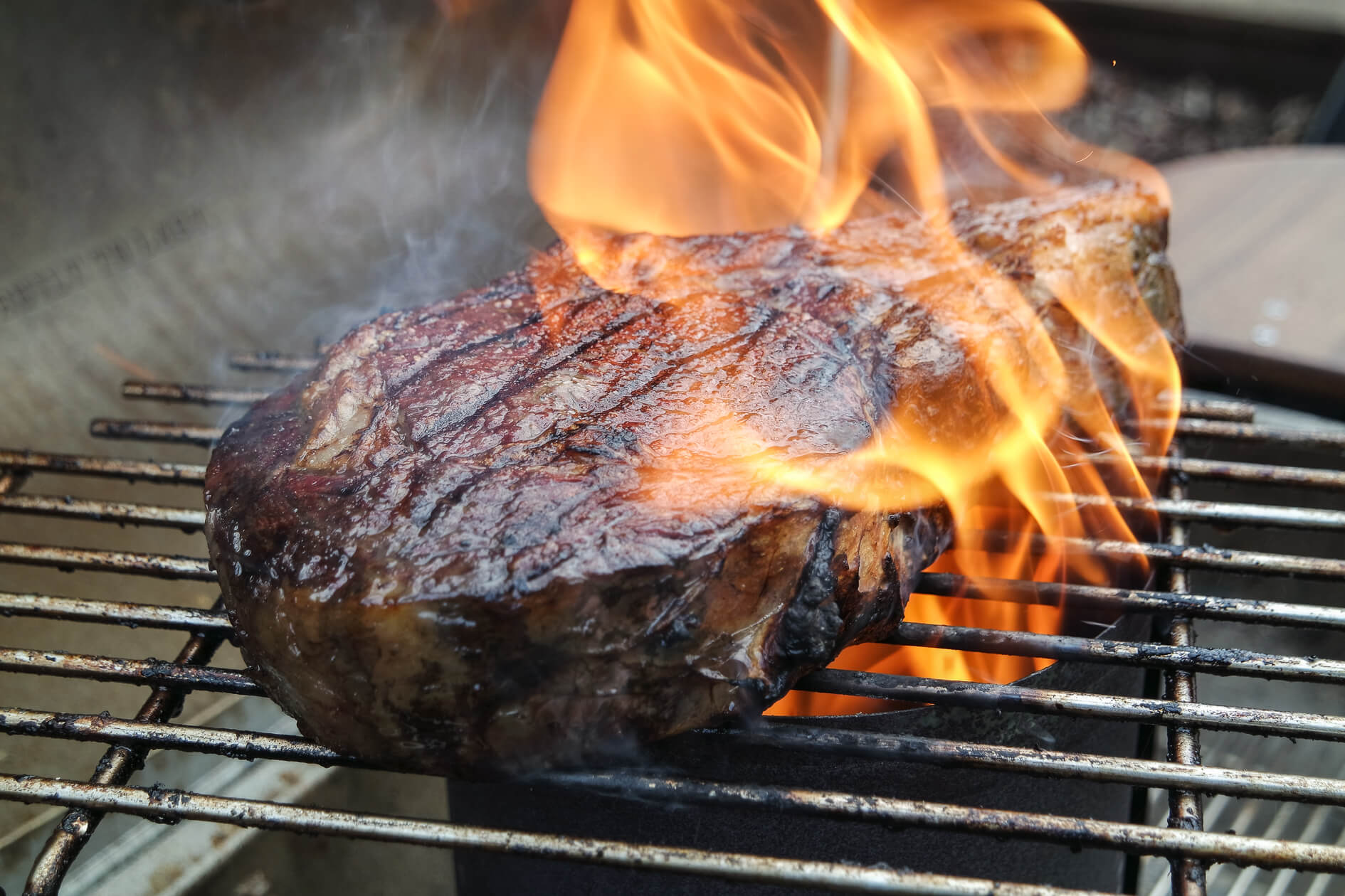 How to Sear Steaks on the Grill