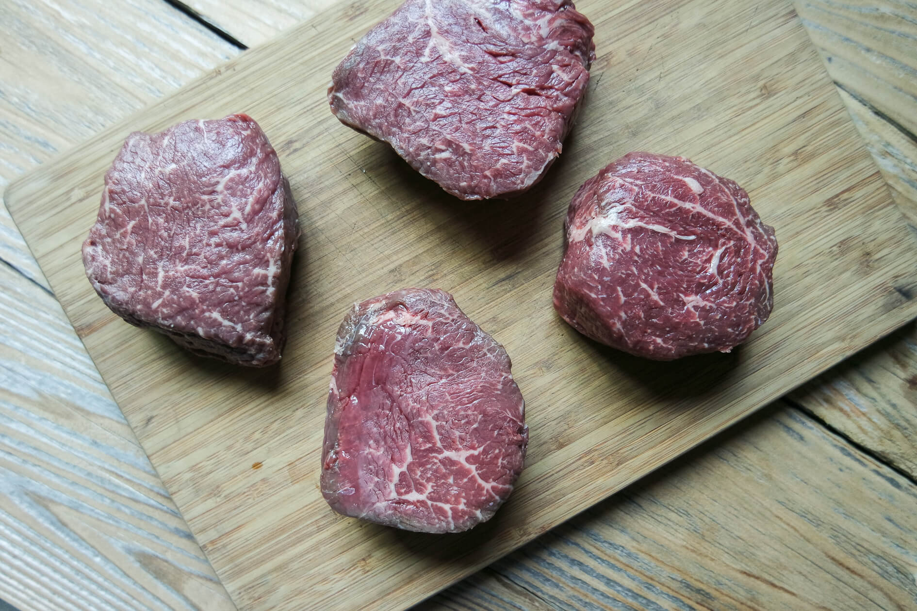 top sirloin wagyu steaks