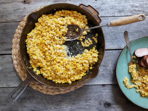 smoked cream corn recipe