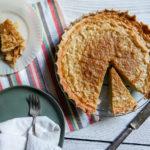 oxbow bakery buttermilk pie