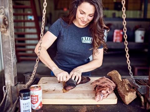 Jess Pryles Beef Class