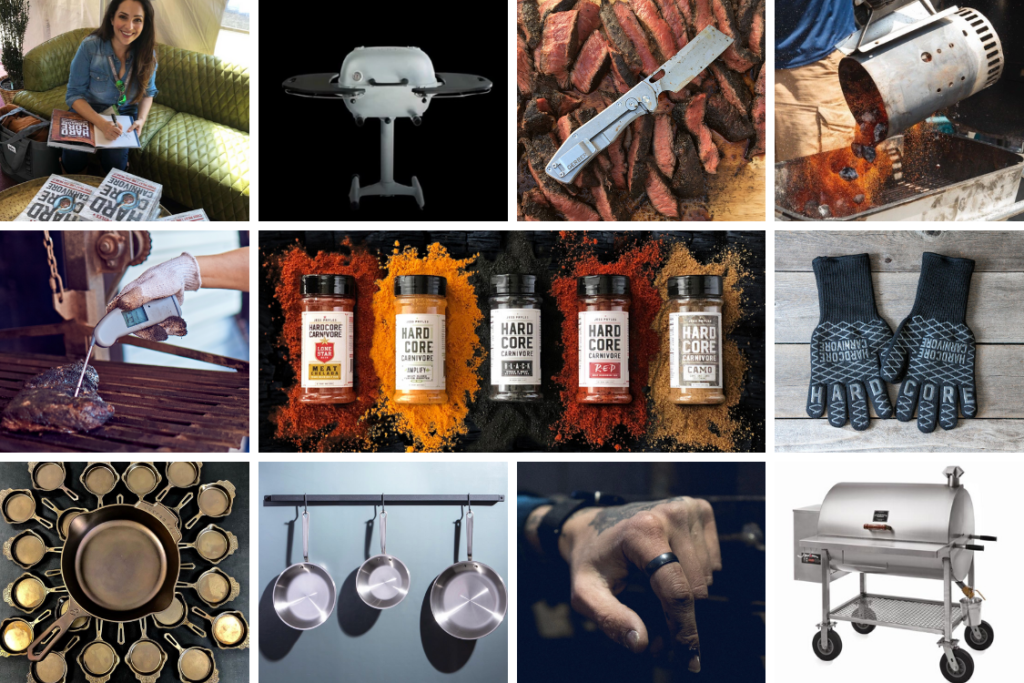 2020 gift guide for carnivores
