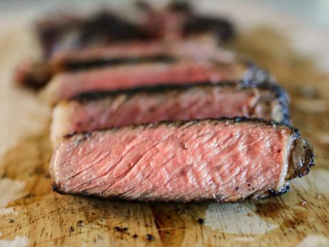 JKF just keep flipping steak method for perfect steak