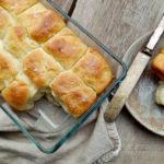 soft pork fat yeast rolls