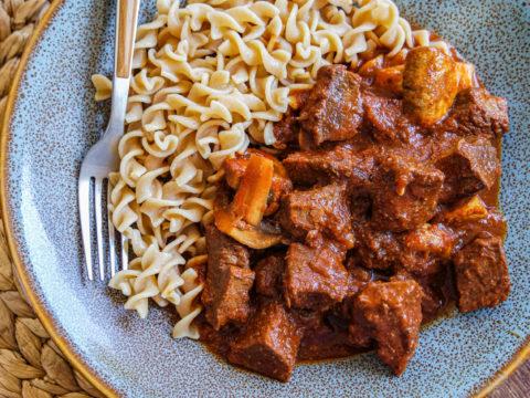 venison goulash stew recipe