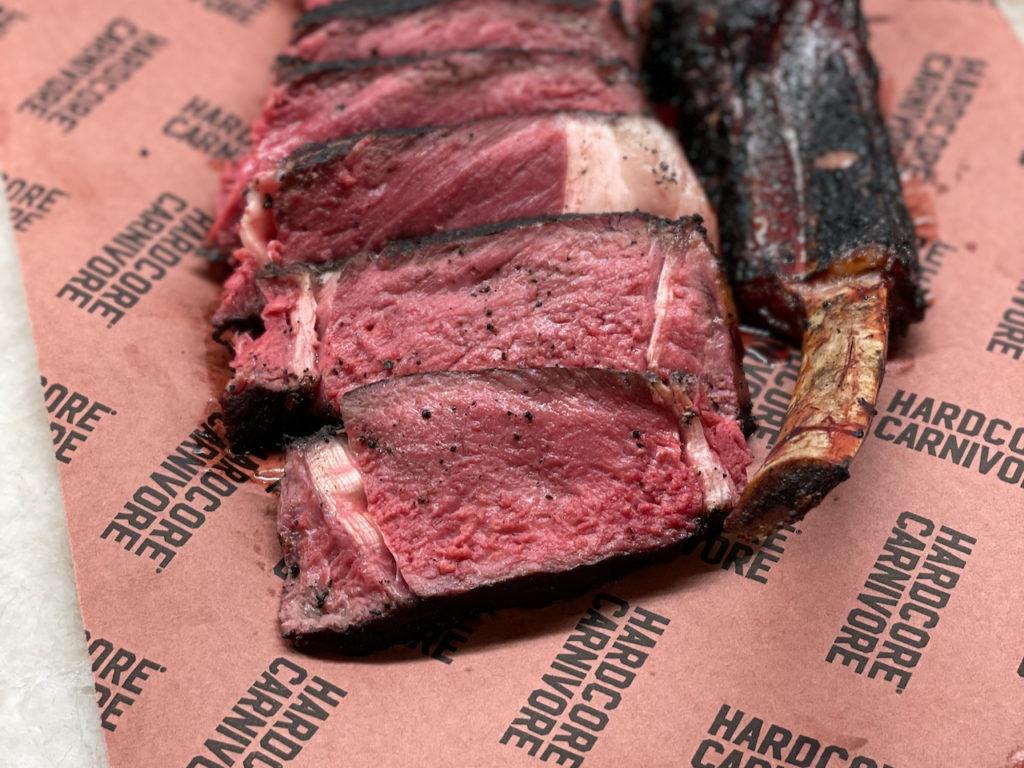 how to smoke a tomahawk steak